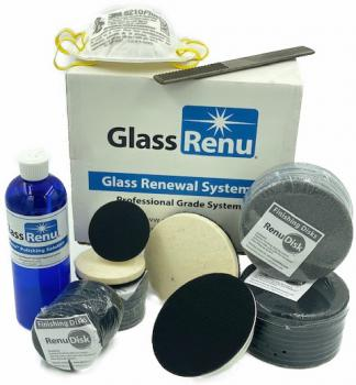 KIT GLASS RENU PROFESSIONAL M